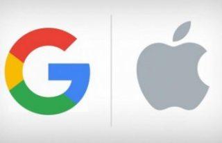 Google ve Apple: Akıllı cihazlara indirilecek filyasyon...