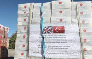 İngiliz Büyükelçi Chilcott, Türkiye'nin...