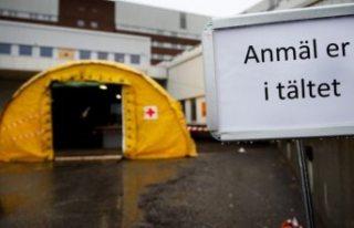 İsveç'te son bir günde 67 yeni ölüm bildirildi