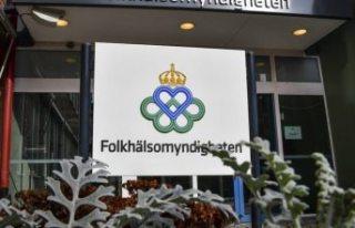 İsveç Halk sağlığı kurumunun internet sitesi...