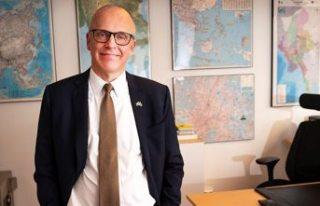 İsveç'in Ankara Büyükelçisi belli oldu