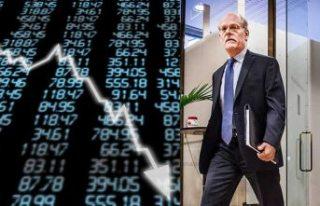 İsveç merkez bankasında işler yolunda gitmiyor
