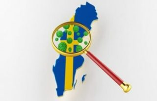 İsveç son bir günde 401 yeni vaka ve 5 can kaybı...