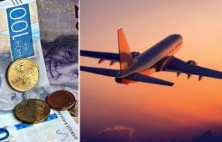 İsveç'teki on seyahat acentesinden dokuzu iflasa...