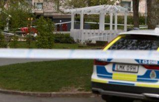 Jönköping'deki bir oyun alanında silahlı...