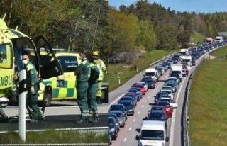 Kaza sonrası İsveçli sürücülerin alışık olmadığı...