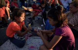 Koronavirüs riskine rağmen 1000 göçmen çocuğu...