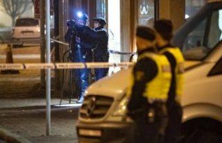 Kristianstad'da iki kişi cinayetten tutuklandı