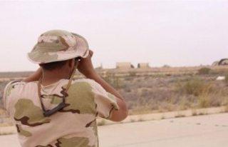 Libya'da Rus paralı askerlerin tahliyesi için...