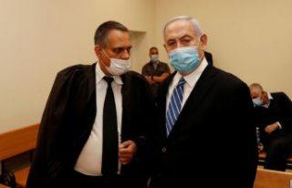 Netanyahu hakim karşısında