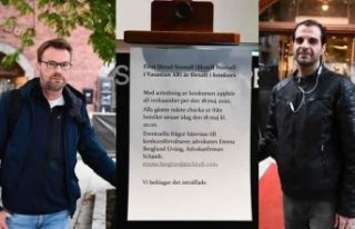 Stockholm'de iflas eden otel müşterilerini...