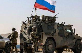 Suriye'de sıcak gelişme! Rus ve ABD askerleri...