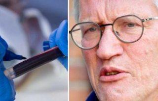 Tegnell: Sürü bağışıklığı enfeksiyonu durdurmak...