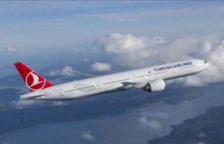 THY'den uçuşlar için yeni tarih