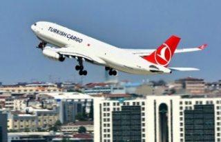 Turkish Cargo yüzde 16.6 büyüdü
