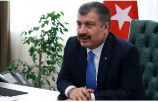 Türkiye'de test sayısı 2 milyonu testi geçti,...