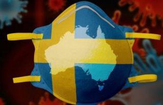 Verilerle İsveç'te günlük virüs gelişimi