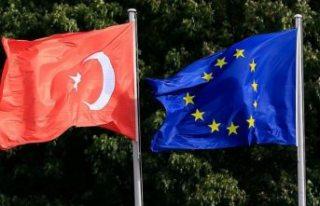 AB-Türkiye Dostluk Grubu kuruldu