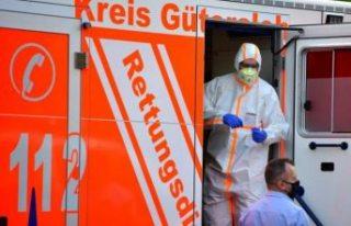 Almanya'da virüs bulaştırma katsayısı R...