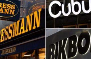 Dressmann ve Cubus mağazaları kapatmak zorunda kalabilir