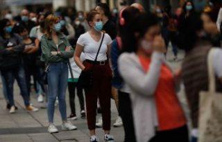Dünya genelinde koronavirüs tespit edilen kişi...
