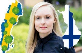 Finlandiya'dan İsveç'e Covid-19 ambargosu!