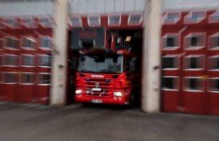 Göteborg'da çıkan yangında bir kişi yaşamını...