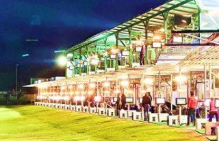 Göteborg'da soyguncular golf kulübünü bastı