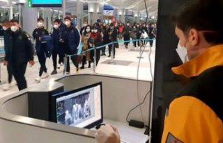 İstanbul Havalimanı'na gelen her yolcuya test...