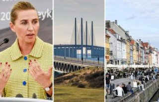 Virüsü İsveç'e Danimarkalılar getirdi iddiası
