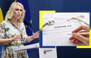İsveç hükümeti yaygın testlerin nasıl yapılması...