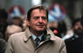 İsveç'in eski Başbakanı Olof Palme'nin...
