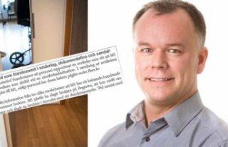 İsveçli belediye başkanından başarısızlık...