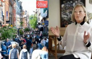 İsveçli doktor: Gençler sosyal mesafe konusunda...