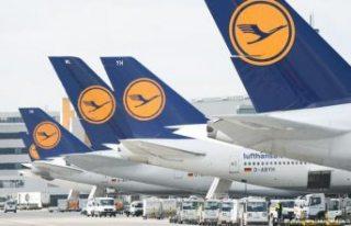 Lufthansa ilk çeyrekte 2,1 milyar euro zarar etti!