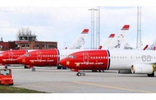 Norwegian maske takmayan yolcuyu uçağa almayacak