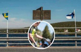 Sınırda korona gerginliği, İsveçli görürseniz...