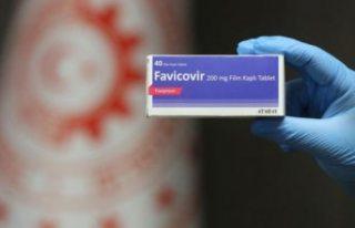 Türkiye koronavirüse karşı ilk yerli sentez ilacını...