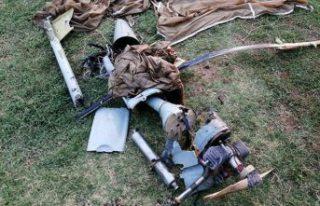 Azerbaycan ordusu Ermenistan'a ait İHA'yı...