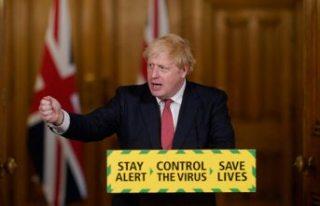 Boris Johnson'dan ikinci dalga açıklaması
