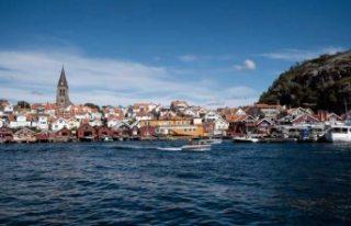 İsveç'in en popüler adasında Norveçli turist...