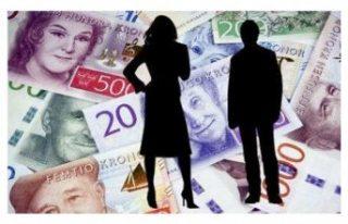 İsveç krize rağmen maaşların en iyi olduğu ülkeler...