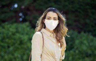 Koronavirüsü 'etkisizleştiren' ilk maske...