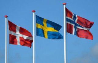 Norveç ve Danimarka İsveç'e sınırlarını...