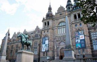 Stokholm'deki müzeden çalınan tarihi balina...