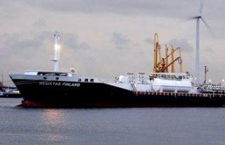 Türk gemi şirketi, İsveçli Alba Tankers'e...