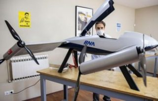 Türkiye'nin geliştirdiği insansız hava araçları...