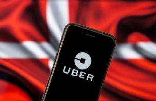 Uber, Danimarka'ya 25 milyon kron ceza ödeyecek