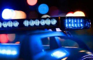 Vårby'de büyük kavga, 4 kişi hastaneye kaldırıldı