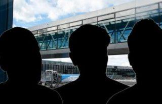 Arlanda havalimanından yurtdışına kaçmaya çalışan...